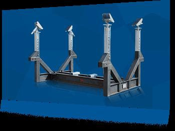 держатели корабль