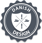 Dansk design BAD vaggor